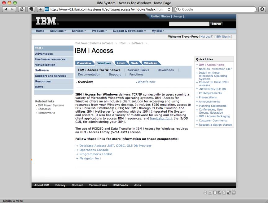 IBM i Access