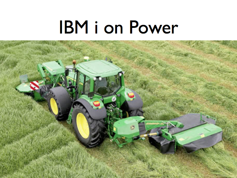 IBM i on Power